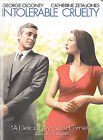 Intolerable Cruelty (DVD, 2004, Full Frame Edition)