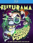 Futurama - Into the Wild Green Yonder (Blu-ray Disc, 2009, Checkpoint Sensormatic Widescreen)