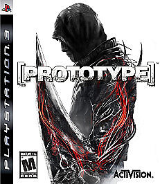 Prototype-Sony-PlayStation-3-2009-M-WITH-LIMITED-EDITION-T-SHIRT