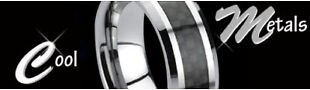 Cool Metals Tungsten Rings