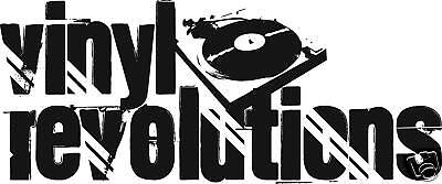 Vinyl Revolutions UK
