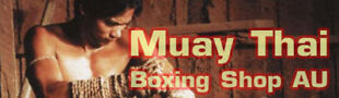 Muay Thai Boxing Shop AU