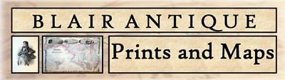 Blair Antique Prints and Maps