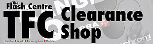 The Flash Centre Clearance Shop