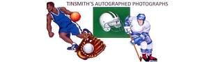 Tinsmith's Autographed Photographs