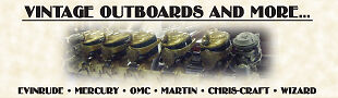 Vintage Outboards and More