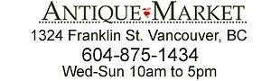 Antique Market Vancouver BC