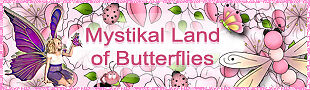 Mystikal Land Of Butterflies