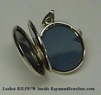 LOCKETS  - PHOTO PICTURE LOCKET NECKLACE CARE
