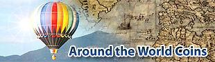 AROUND THE WORLD COINS