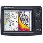Lowrance LCX-111C GPS Receiver