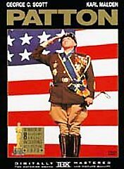 Patton, Good DVD, Frank Latimore, Karl Malden, Stephen Young, Michael Strong, Ca