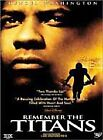 Remember the Titans (DVD, 2001, Full Frame Version)
