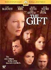 The Gift DVD WIDESCREEN DVD ONLY, NO CASE/ART