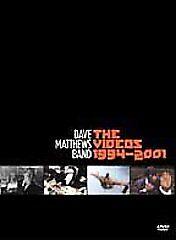 Dave Matthews Band - Videos 1994-2001 (D...