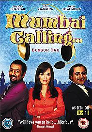 Mumbai Calling (DVD, 2009, 2-Disc Set)