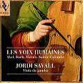 Les Voix Humaines von Jordi Savall (2005)
