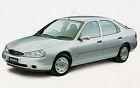 Ford Mondeo GLX (1997) 5D Hatchback Automatic (2L - Multi Point F/INJ) Seats