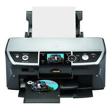 Epson Stylus Photo RX580 Printer Drivers (2019)