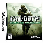 Call of Duty 4: Modern Warfare (Nintendo DS, 2007) - European Version