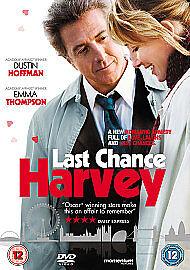 Last Chance Harvey (DVD, 2009)