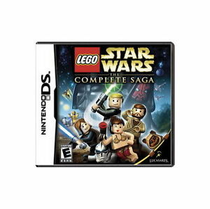 LEGO Star Wars : The Complete Saga for N...