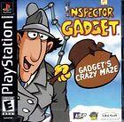 Inspector Gadget (Sony PlayStation 1)