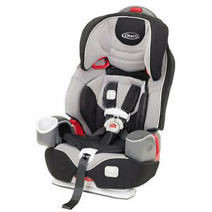 Graco Nautilus 3 In 1 Car Seat