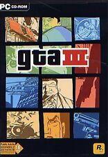 Jeux vidéo Grand Theft Auto PC