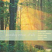 Maslanka-Illinois-State-Univ-Wind-Sym-Steele-Unending-Stream-Of-Life-CD