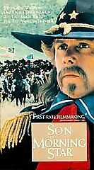 SON-OF-THE-MORNING-STAR-2-TAPE-SET-VHS-GARY-COLE-ROSANNA-ARQUETTE-ADVENTURE