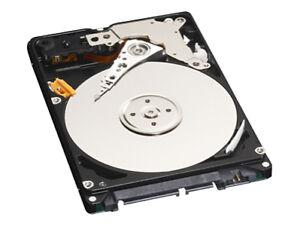 """Western Digital 320GB Internal 5400RPM 2.5"""" (WD3200BEVT-22ZCT0) HDD"""