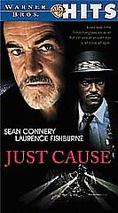 Just-Cause-Sean-Connery-VHS-Tape-1995