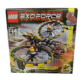 LEGO Exo-Force The Robots Storm Lasher (8117)