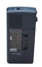 Panasonic analoge Diktiergeräte