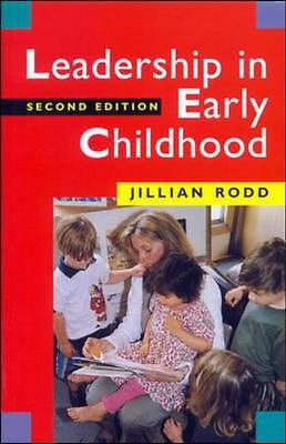 Leadership in Early Childhood 2nd edition - Jillian Rodd