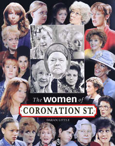 The-Women-of-Coronation-Street-Daran-Little-Used-Good-Book