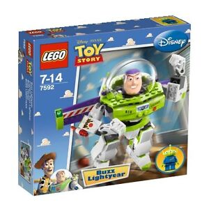 Nouveau LEGO LEGO LEGO TOY STORY Construct-a-Buzz (7592) feecc3