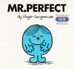 Mr.Perfect (Mr. Men Library), Hargreaves, Roger, Very Good Book