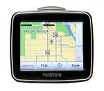 TomTom EASE Black - Customized Maps Automotive GPS Receiver