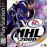Electronic Arts Ice Hockey Video Games with Manual