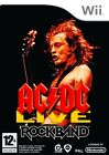 AC/DC Live: Rock Band Track Pack (Nintendo Wii, 2009) - European Version