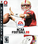 NCAA Football 09  (Sony Playstation 3, 2008) (2008)