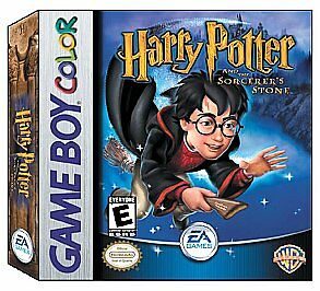 Sorcerer's Stone Nintendo Game Boy Advance 2001 E 014633143461  eBay