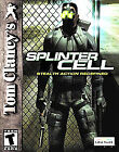 Tom Clancy's Splinter Cell (PC, 2003) - European Version