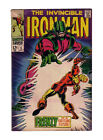 Iron Man #5 (Sep 1968, Marvel)