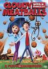 Cloudy With a Chance of Meatballs (DVD, 2010, Canadian; French)