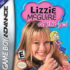 Lizzie McGuire: On the Go (Nintendo Game Boy Advance, 2003)