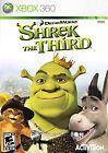 Shrek the Third (Microsoft Xbox 360, 2007)