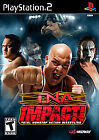 Rating T-Teen TNA Impact! Video Games